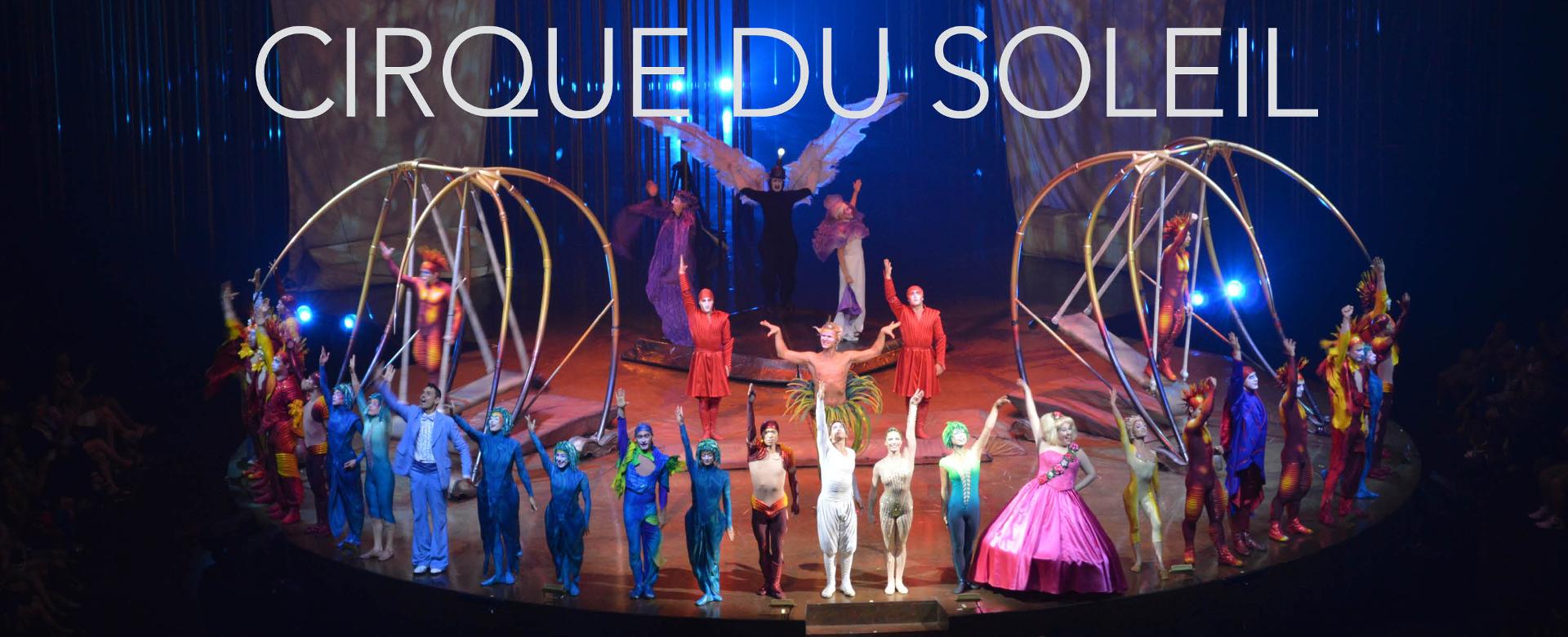 Cirque du Soleil a Firenze