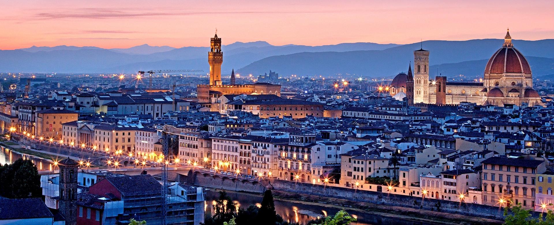 Ponte 1° Maggio a Firenze