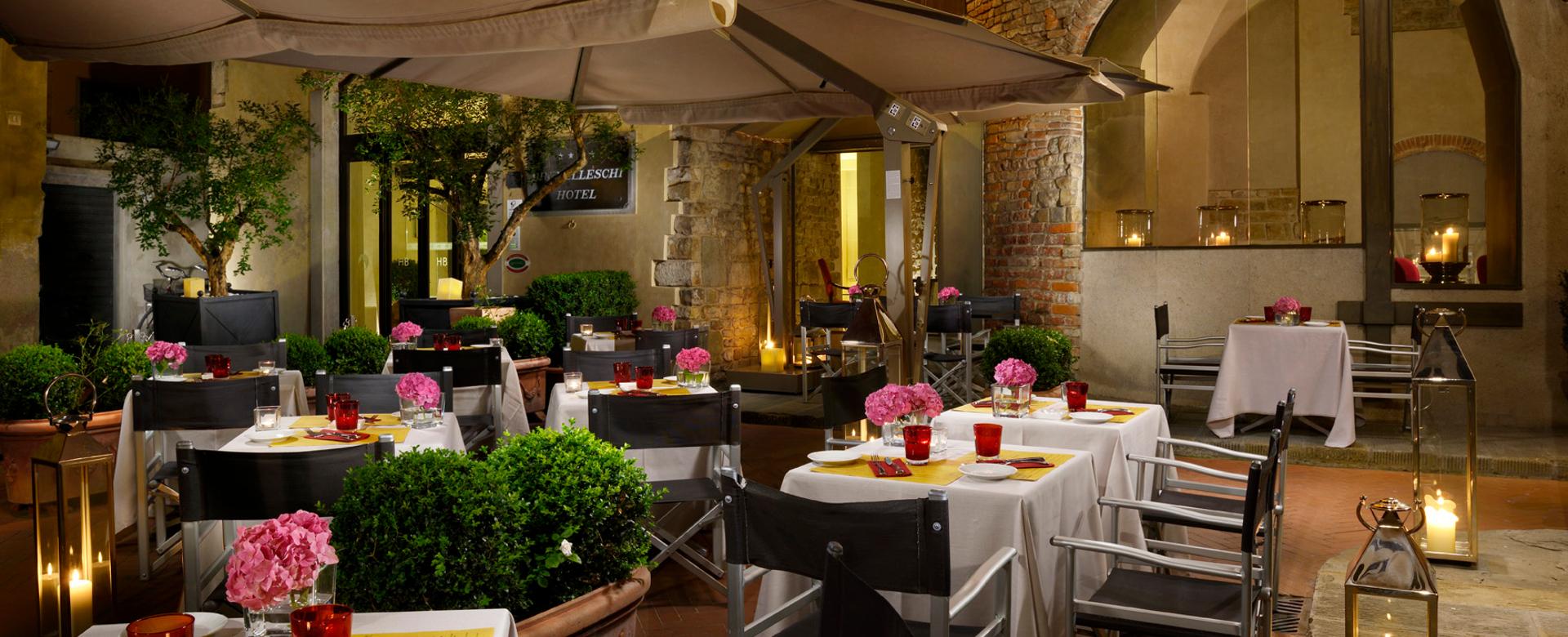 Cena di Ferragosto a Firenze